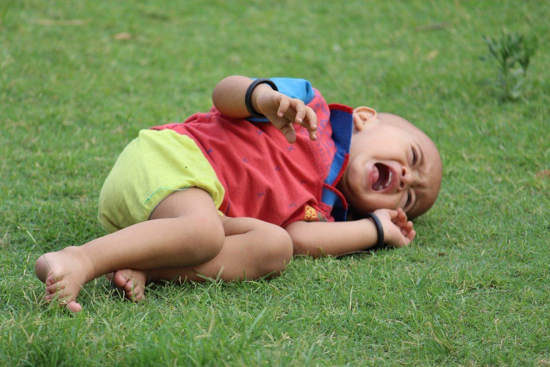 Tip tangani anak mengamuk / tantrum