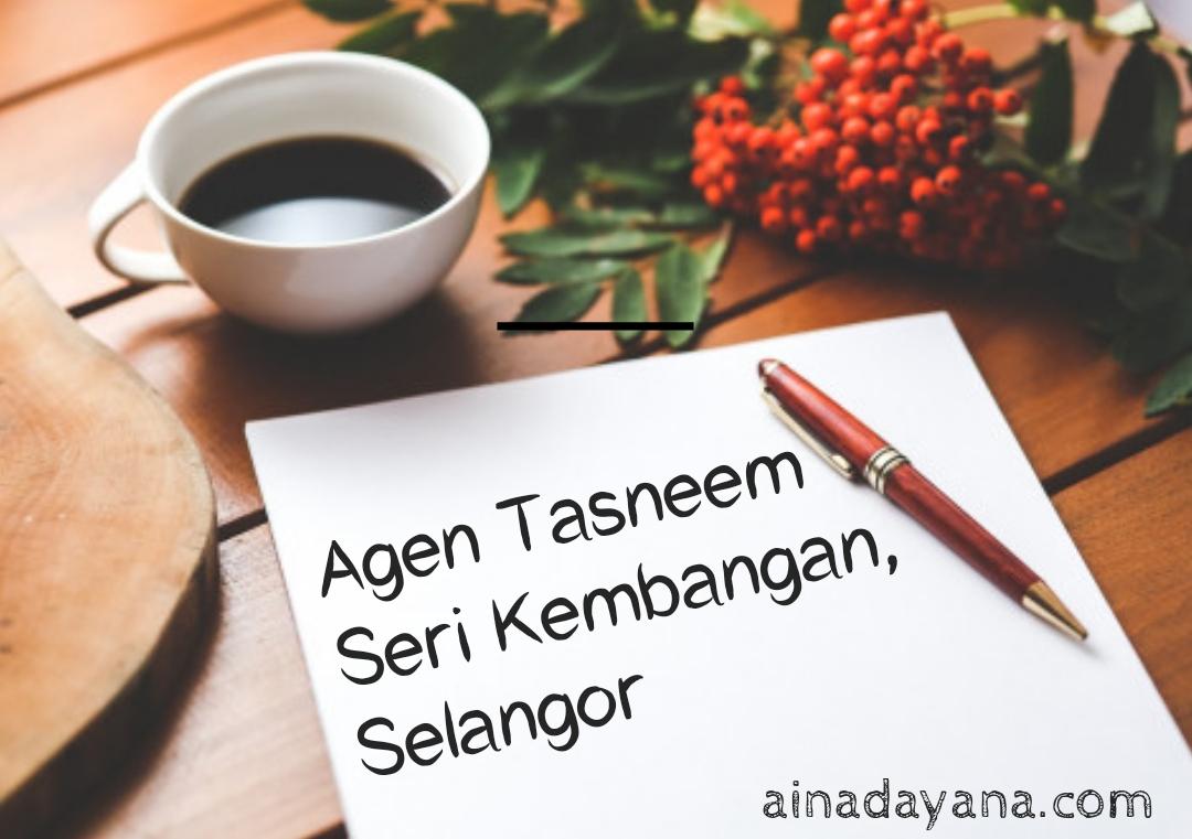Agen Seri Kembangan, Selangor