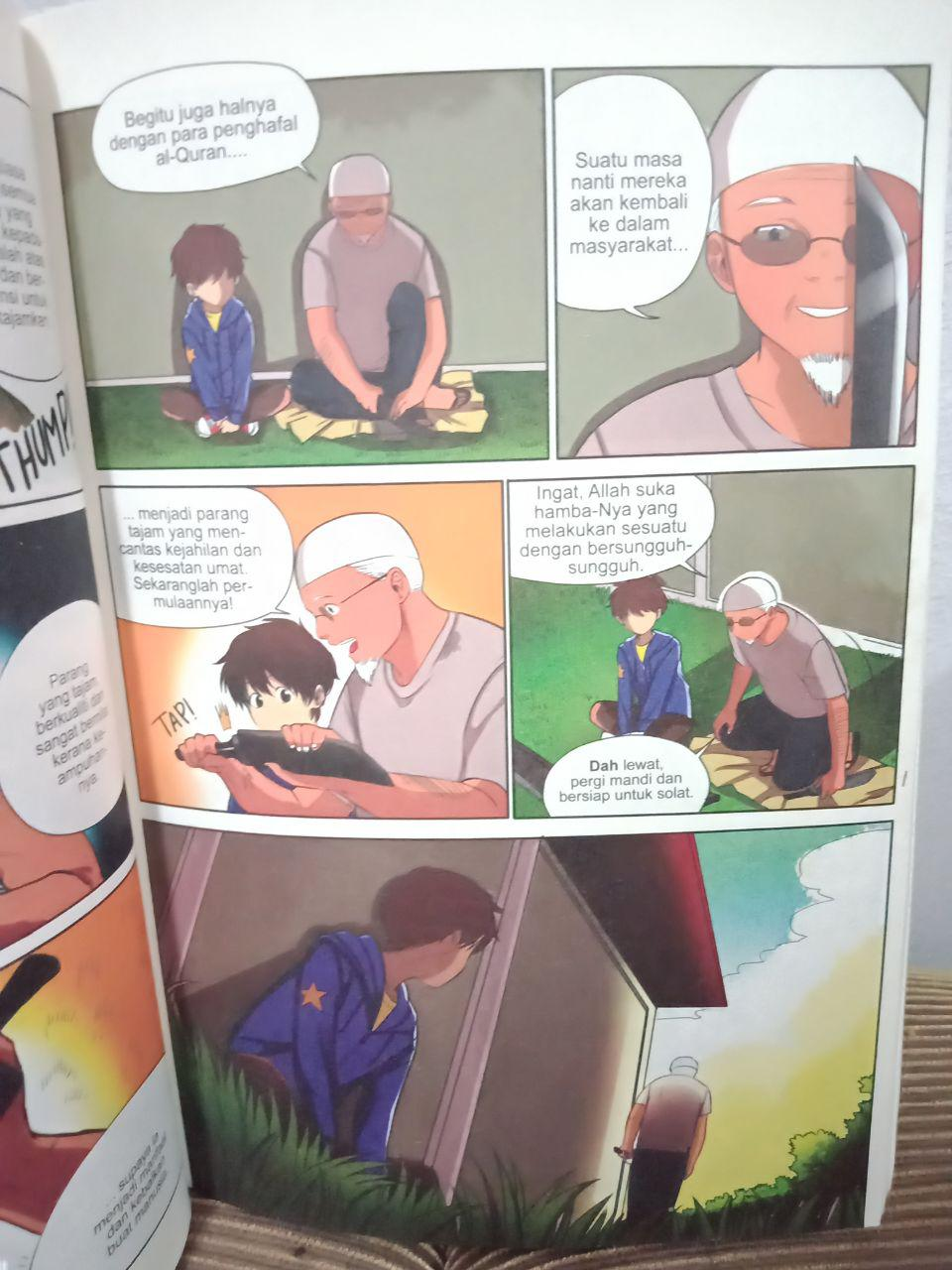 Misi Tahfiz 2 (Nasihat Tok Ayah)