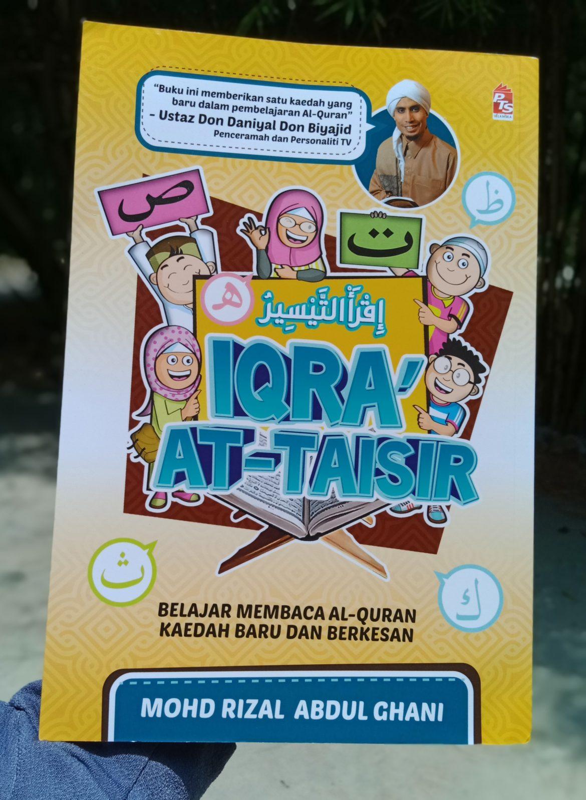 Iqra' At-Taisir ; Kaedah belajar membaca al-Quran