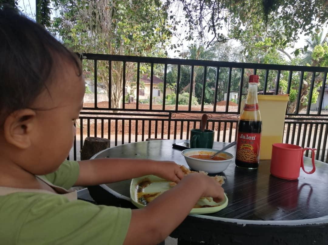 Belajar sejarah melalui makanan