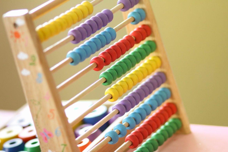 Menguasai matematik asas bagi anak bawah 6 tahun