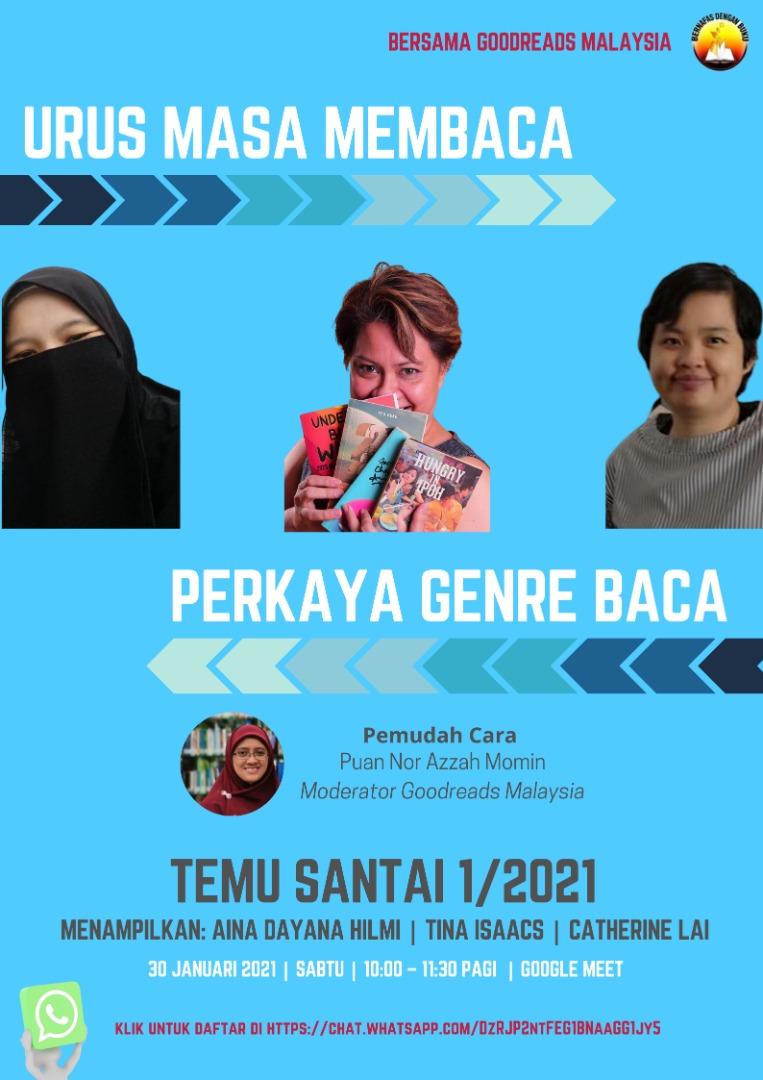 Temu Santai #1 Goodreads Malaysia
