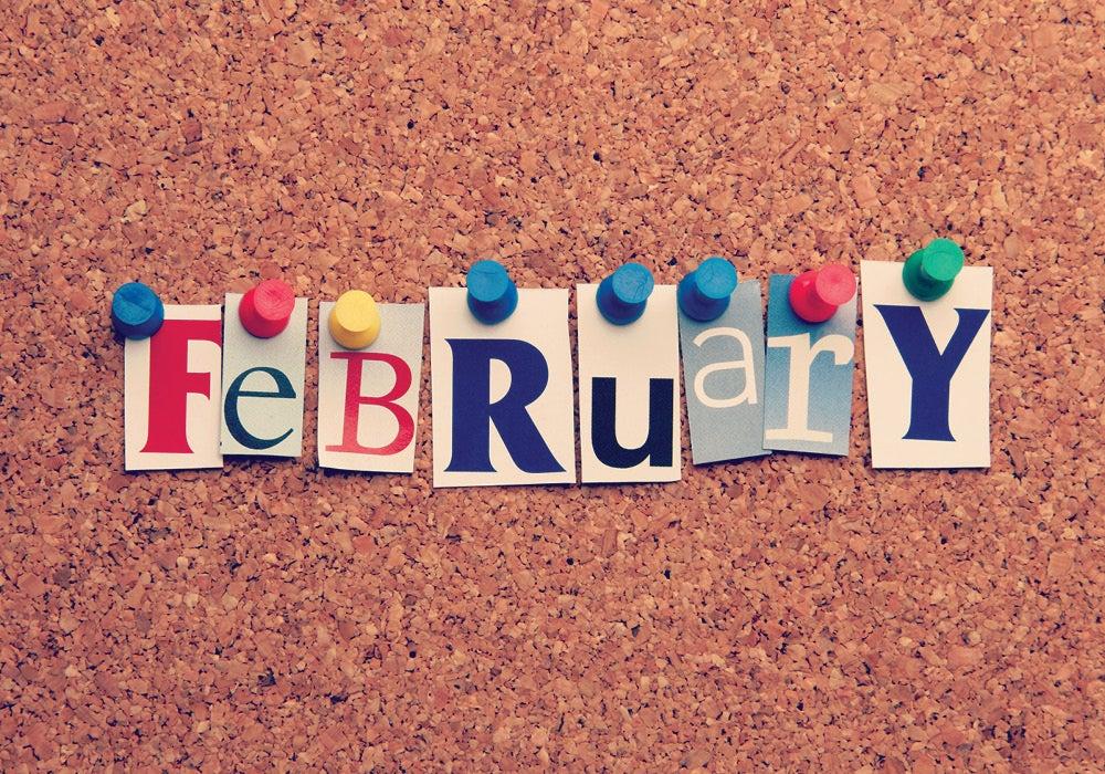 Catatan Awal Februari